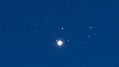 Akkurat nå er Venus på sitt vakreste