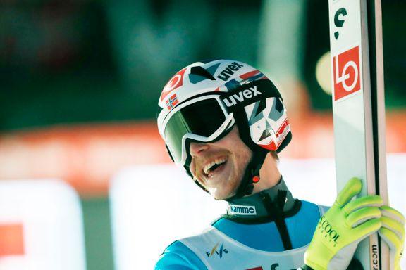DIREKTE: Norsk jubel i Planica etter soleklar seier