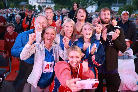 Rørte mødre tok til tårene etter OL-bragden: – Det var magi