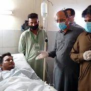 Overlevende i Pakistan: – Hørte folk som skrek