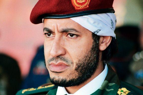 Diktatorens sønn løslatt – hva skjedde med resten av Gaddafi-klanen?