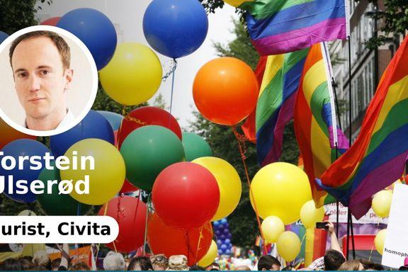 Homobevegelsen bjeffer i utide