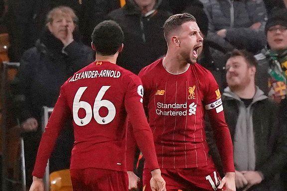 Liverpool med ny seier. Men én ting irriterte kapteinen.
