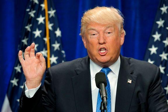 Trump bannlyser Washington Post fra sine valgkamparrangementer