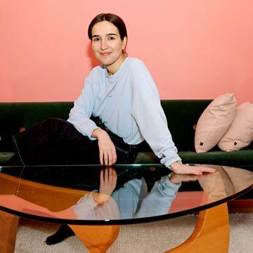 Adelina Ibishi (28) var besatt av å finne designbordet brukt