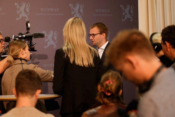 Aftenposten mener: Stortingets pendlere må skaffe seg kontrollører