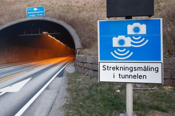 Nå starter arbeidet med nytt tunnelløp under Oslofjorden
