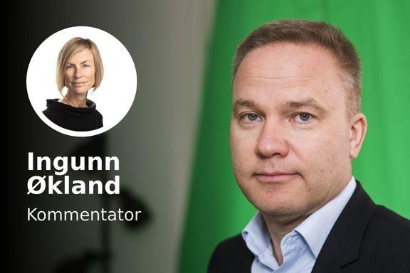 «Hvis Helge Lurås' grep er et stunt, så kan målet være å avsløre hvor dumsnille norske politikere er»