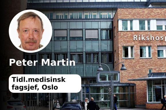 Legg Oslo universitetssykehus til den nye Hovinbyen