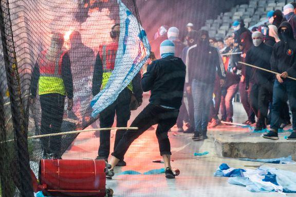 Skandalescener i den svenske cupfinalen