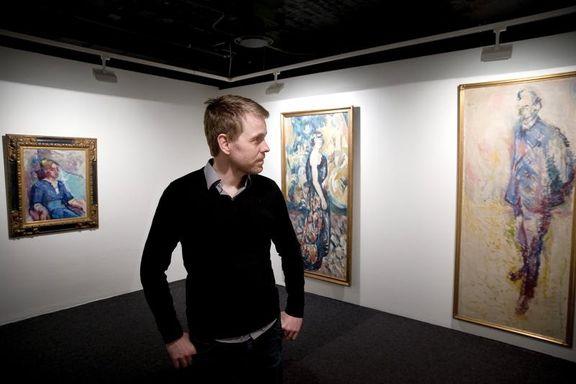 Lars Toft-Eriksen vil til Lillehammer Kunstmuseum