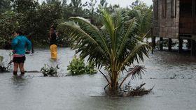 Tre døde da orkan rammet Mellom-Amerika