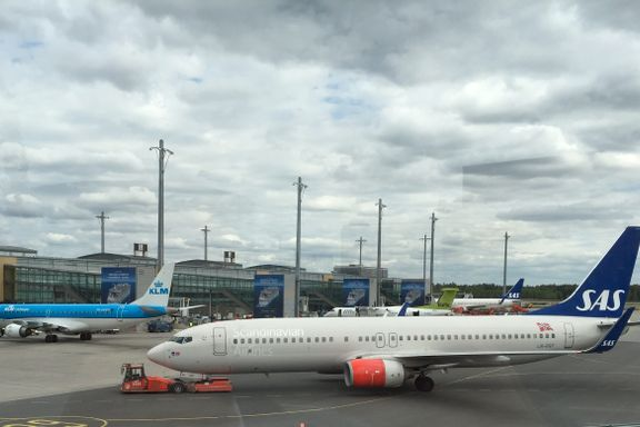 Flyselskapene varslet fall i billettsalget - hittil har det økt