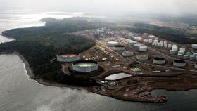 Vurderer å legge ned ett av Norges to oljeraffinerier
