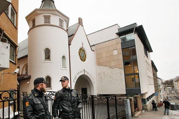 Vil sikre Synagogen i Oslo med permanente barrierer