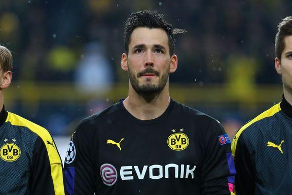 Dortmunds keeper etter terroren: - Jeg sliter fortsatt med å sove