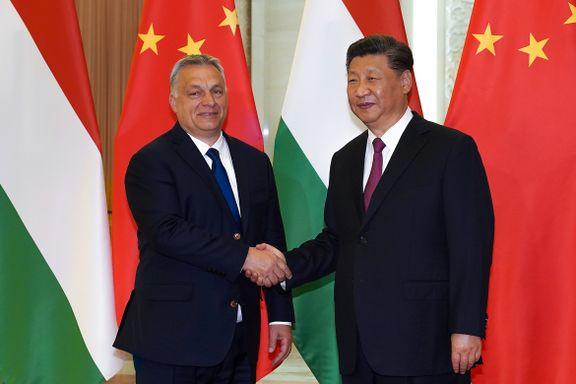 Ungarn kastet ut et amerikanskdrevet universitet. Nå åpner de portene for en kinesisk campus midt i hovedstaden.