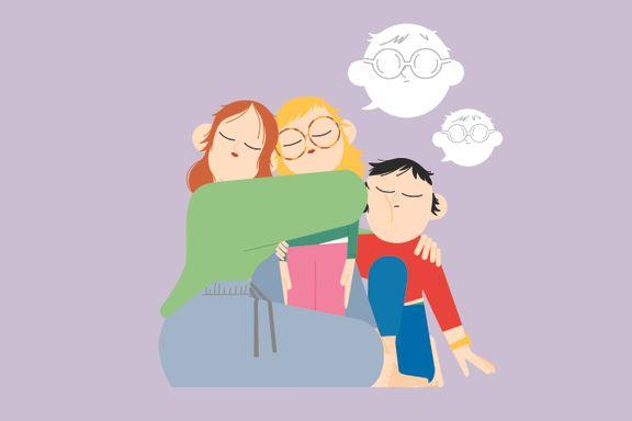 Hun har fungert som servicestasjon for barna og vil ha nye rutiner. Her er psykologens seks beste råd.