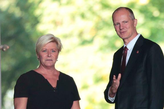 Solvik-Olsen: Vil tilbake på Stortinget