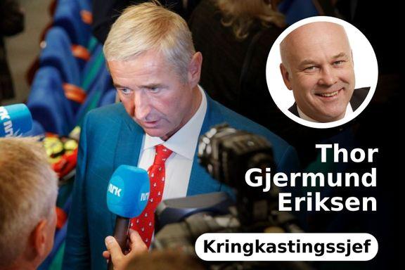 Økonomi og næringsliv er en viktig del av NRKs nyhetstilbud