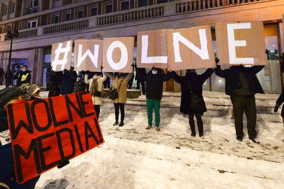 «Død ved tusen kutt». Presset mot frie medier øker i Europa.