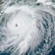 Trump om Orkanen Laura: – Vi har hatt flaks