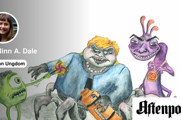«Monsterbedriften» har skjønt det. Det har ikke Erna og Jonas