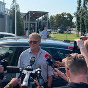 Her er Hareide på plass på Lerkendal: Bekrefter at han er RBKs nye trener