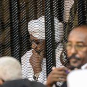 Sudans tidligere diktator dømt til to års fengsel