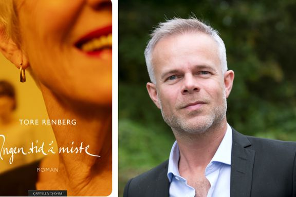 Renbergs roman nærmest roper om å bli oppført på scenen