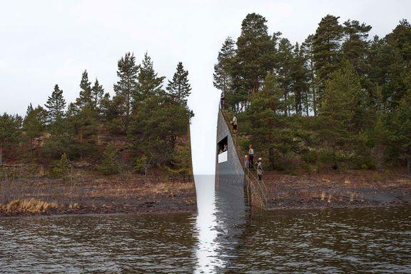 Aftenposten mener: Ja til forlik om Utøya-minnesmerke