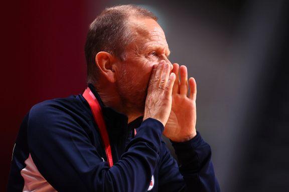 Hergeirsson forbannet da Norge vant: – Dette holder ikke
