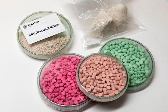 Netthandel med narkotika bekymrer tolletaten