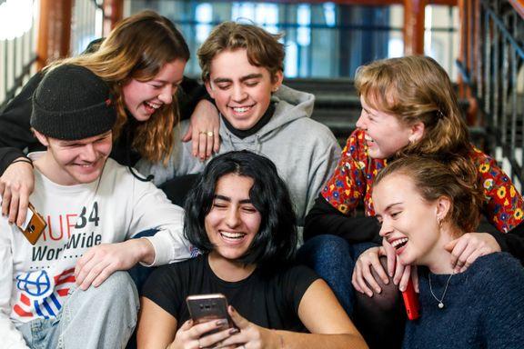 Norsk ungdom: Fire grunner til at det å sende nakenbilder kan være en bra ting