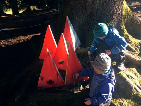 Små telt, store gleder BT Junior