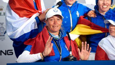 Norges golflegende hylles etter den oppsiktsvekkende beskjeden: – Har betydd alt