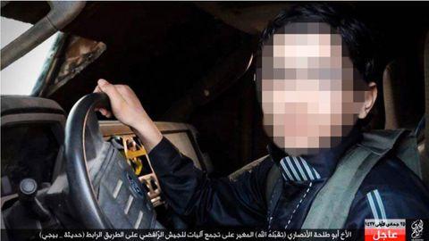 Denne gutten er en av flere hundre døde barn som amerikanske forskere nå kartlegger historien til. IS skal ha instruert ham til å sprenge seg i en bombebil.