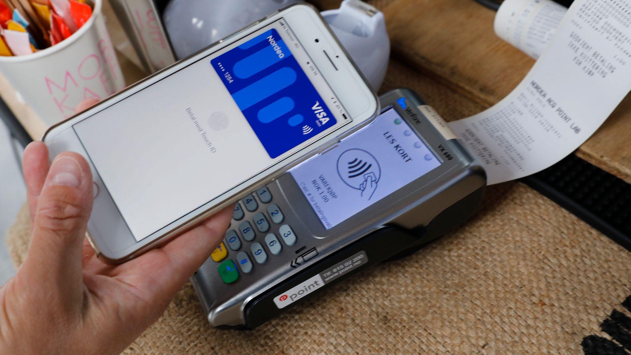 562746a1 Mobilbetaling er bare første steg før mange nye banktjenester ...