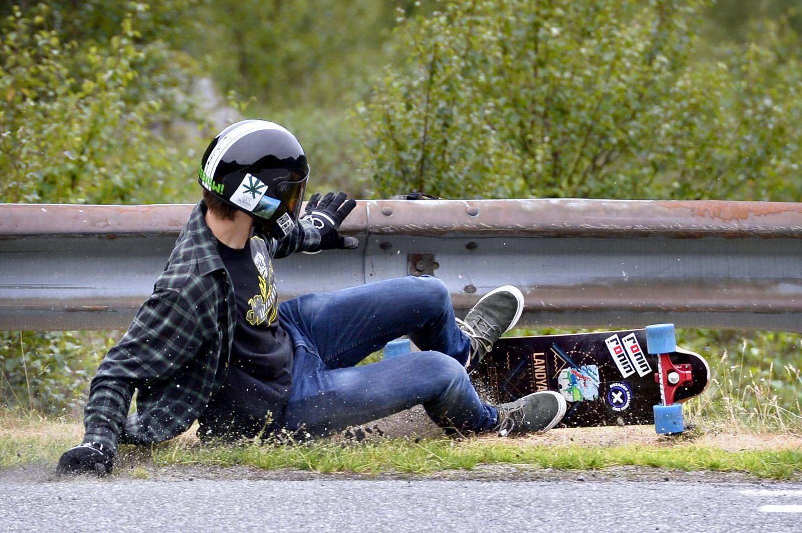 hekte skateboard dekk Anne og Erwan begynte dating