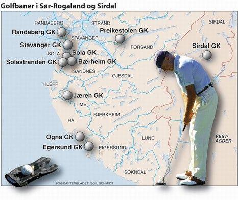 Bærheim golf