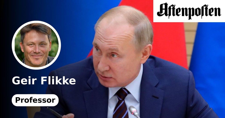 Stollek i Moskva: Hva betyr Putins reformer?   Geir Flikke