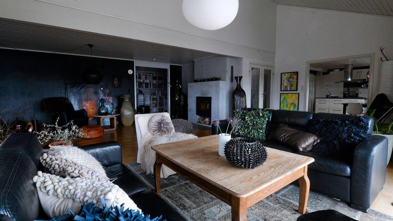 Diana Loug har hatt samme møbler i 25 år - Aftenposten