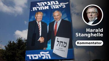 Israels statsminister ser en historisk mulighet til å stjele mer palestinsk land. Han har rett. Det er nå det gjelder.
