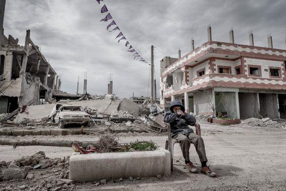 482a8a183 Kobane: Endelig hjemme igjen