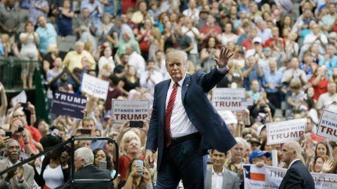 Hvorfor fanget ikke meningsmålerne opp Donald Trumps oppslutning før det amerikanske valget i 2016?