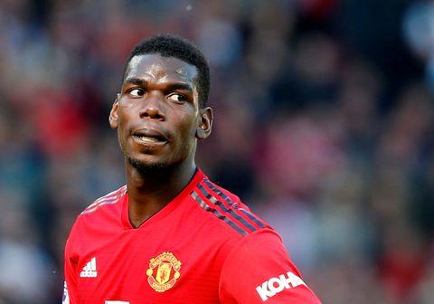 Manchester Uniteds midtbanemann Paul Pogba var sist helg tydelig på at han ønsker nye utfordringer.