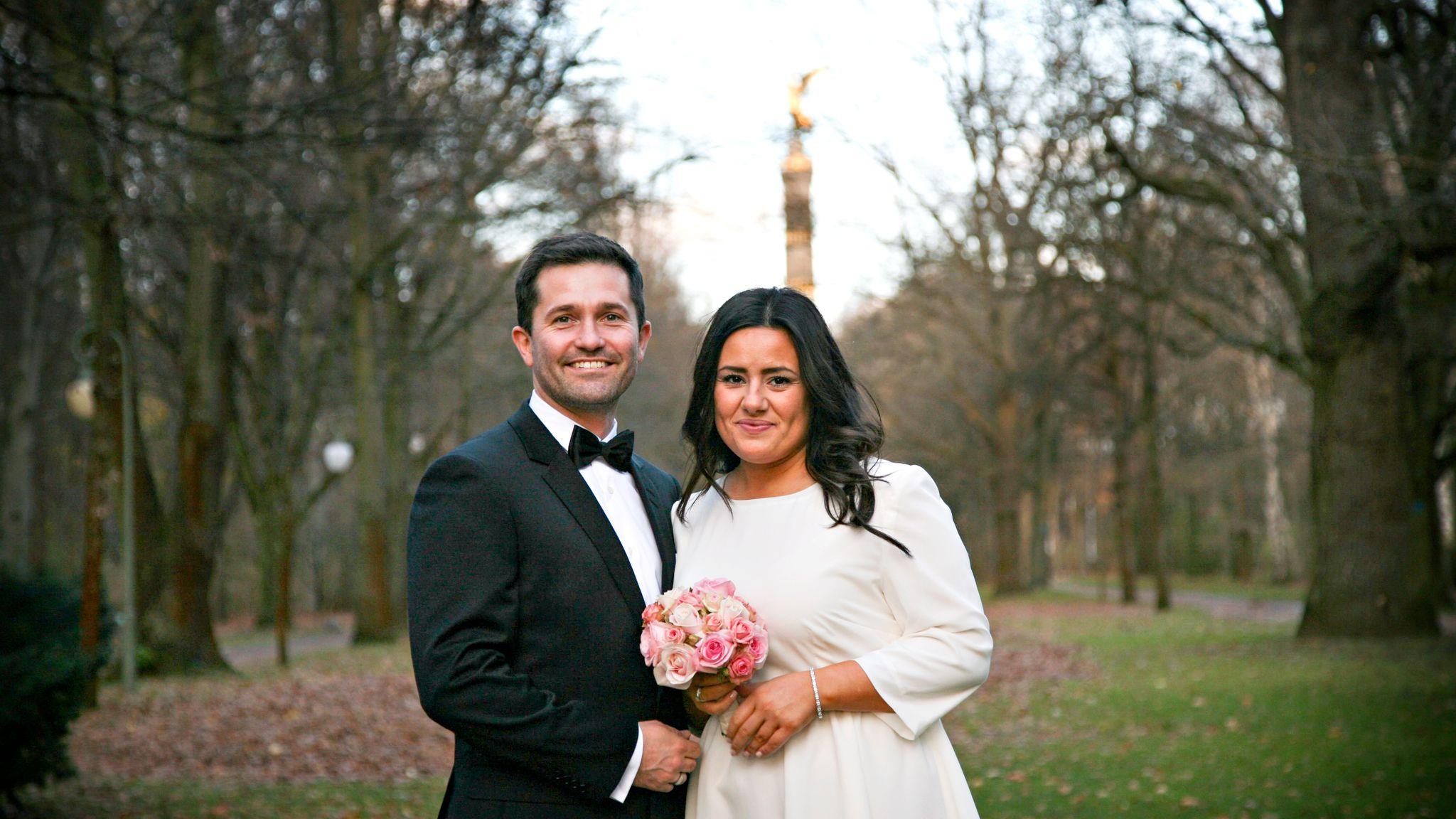 21333bf1 Ett av fem par giftet seg i utlandet i fjor. Marjan og Pål brukte «kun»  40.000 kroner på sitt Berlin-bryllup - Stavanger Aftenblad