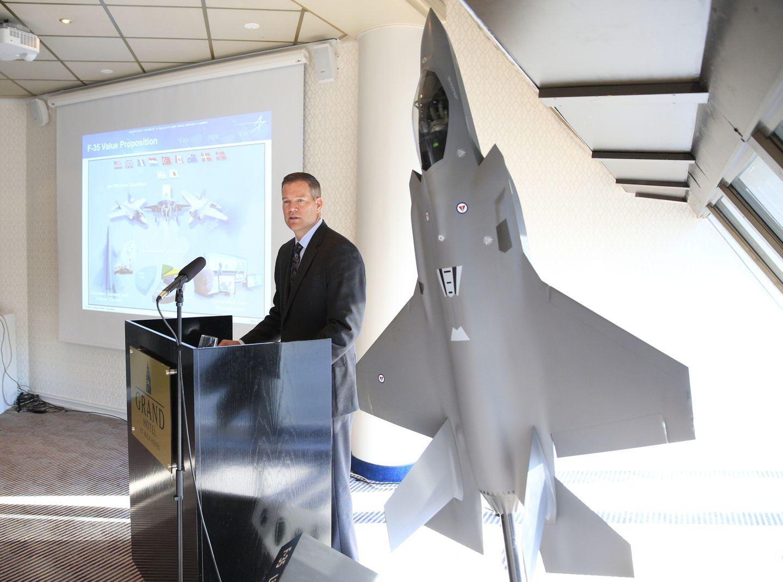 NATO vil ha Norge til å kjøpe tankfly til milliarder