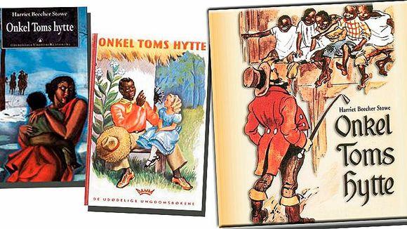 Ubrugte Onkel Toms hytte» i ny norsk utgave FB-77