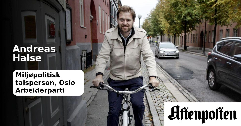 9ccb5052 Oslo-syklister skal aldri være mer enn 200 meter unna en tilrettelagt  sykkelvei | Andreas Halse - Aftenposten
